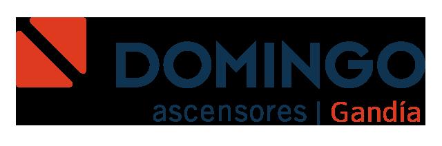 Logotipo Ascensores Domingo Delegación Gandía
