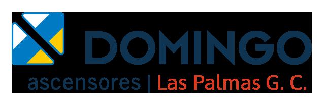 Logotipo Ascensores Domingo Las Palmas de Gran Canaria